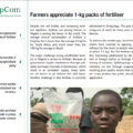 Market Link Newsletter – Issue 03 (May 2011)